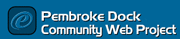 Pembroke Dock Community Web Project